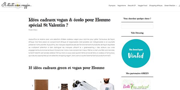 12 idées cadeaux green et vegan pour Homme