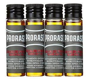 Traitement intensif pour la barbe huile Proraso