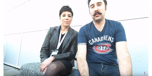 Vidéo Interview : Pogonotomie - Art du Barbier