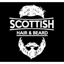 scottish beard and hair