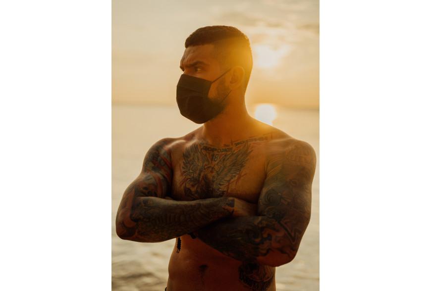 L'entretien de votre barbe masquée